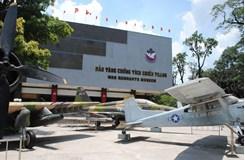 Bảo tàng Chứng tích Chiến tranh - chứng tích anh hùng của nhân dân Việt Nam