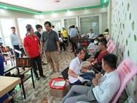 Những ngày hội hiến máu tình nguyện