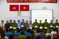 Bế giảng lớp bồi dưỡng nghiệp vụ công tác dân vận cho lực lượng vũ trang