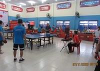 Hội thi bóng bàn chào mừng Kỷ niệm 38 năm Ngày Nhà giáo Việt Nam 20 11