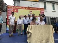 Ngày hội Đại đoàn kết toàn dân tộc tại phường 9