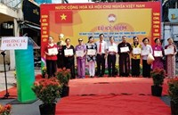 Phường 14 Kỷ niệm 90 năm Ngày thành lập Mặt trận Dân tộc thống nhất Việt Nam - Ngày truyền thống Mặt trận Tổ quốc Việt Nam