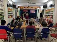 Phường 9 họp mặt ngày Nhà giáo Việt Nam