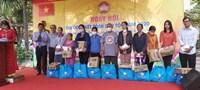 Ngày hội Đại đoàn kết dân tộc phường 11 quận 3