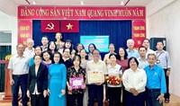 Phường 11 tổ chức họp mặt cựu giáo chức nhân ngày Nhà giáo Việt Nam 20 11 2020