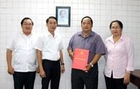 Công bố quyết định giải thể chi bộ Trường Bồi dưỡng giáo dục quận 3