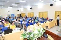 Tập huấn Bộ luật lao động