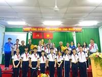 Họp mặt nhân kỷ niệm Ngày thành lập Quân đội Nhân dân Việt Nam