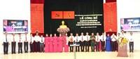 Quận 3 Tổ chức Lễ công bố Nghị quyết 1111 NQ-UBTVQH14 về việc sắp xếp đơn vị hành chính cấp huyện, cấp xã và thành lập Thành phố Thủ Đức thuộc Thành phố Hồ Chí Minh