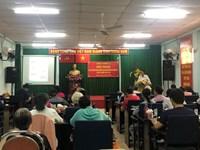 Phường 12 Tổ chức triển khai Nghị quyết Đại hội Đảng bộ Thành phố Hồ Chí Minh lần thứ XI