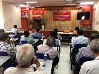 Phường 10 tổ chức học tập, quán triệt và triển khai thực hiện Nghị quyết Đại hội đại biểu Đảng bộ Thành phố Hồ Chí Minh, lần thứ XI, nhiệm kỳ 2020 – 2025
