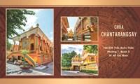 CHÙA CHANTARANGSAY Chùa Khmer