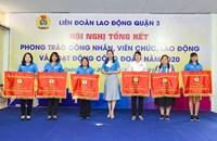 Liên đoàn Lao động tổng kết phong trào CNVC-LĐ và hoạt động công đoàn năm 2020