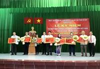 Phường Võ Thị Sáu kỷ niệm Ngày thành lập Đảng Cộng sản Việt Nam và trao huy hiệu Đảng