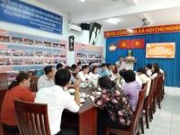 Tập huấn công tác bầu cử đại biểu Quốc hội khóa XV và đại biểu Hội đồng nhân dân các cấp nhiệm kỳ 2021 - 2026
