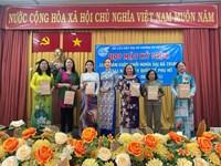 Phường Võ Thị Sáu họp mặt Kỷ niệm Ngày Quốc tế Phụ nữ