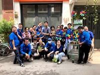 Đoàn TNCS Hồ Chí Minh phường 12 tổ chức Ngày Đoàn viên năm 2021