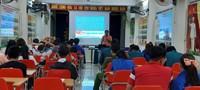 Phường 9 tổ chức tuyên truyền Luật Thanh niên nhằm thiết thực kỷ niệm 90 năm Ngày thành lập Đoàn thanh niên Cộng sản Hồ Chí Minh
