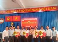 Công nhận các chức danh Chủ tịch Ủy ban MTTQ Việt Nam phường 4, 5, 13
