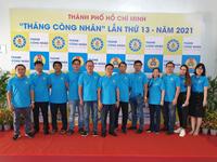 Phát động Tháng Công nhân và Tháng Hành động về an toàn vệ sinh lao động năm 2021