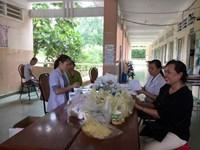 Khám và phát thuốc từ thiện tại Củ Chi - Tp Hồ Chí Minh