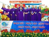 Đại hội đại biểu Phụ nữ phường 9 lần thứ XIV, nhiệm kỳ 2020 - 2025