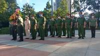 Công an Quận 3 tổ chức Lễ dâng hoa, dâng hương Tượng đài Bác nhân kỷ niệm 131 năm Ngày sinh Chủ tịch Hồ Chí Minh 19 5 1890 – 19 5 2021