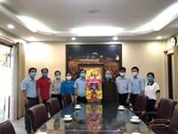 Phường 10 Thăm các chùa nhân Đại lễ Phật đản Phật lịch 2565 – Dương lịch 2021
