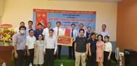 Đảng ủy Doanh nghiệp quận 3 Kỷ niệm131 năm Ngày sinh Chủ tịch Hồ Chí Minh