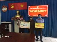 Ban trị sự Giáo hội Phật giáo Việt Nam quận 3 chung tay phòng, chống dịch Covid – 19