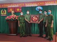 Quận 3 Kỷ niệm 54 năm Ngày truyền thống lực lượng Xây dựng phong trào toàn dân bảo vệ an ninh Tổ quốc