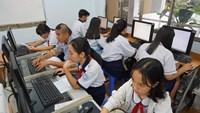 Hội thi tin học trẻ quận 3 năm 2019