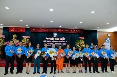 Đại hội đại biểu Hội Liên hiệp Thanh niên Việt Nam phường 7 nhiệm kỳ 2019 – 2024