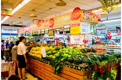 Thị trường tiêu thụ hàng hóa trước Tết Mậu Tuất 2018