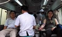 Phường 13 Hiến máu nhân đạo