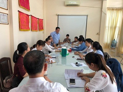 """UBND Phường 13 Tổ chức """" Ngày pháp luật"""" tháng 9 2017"""
