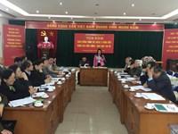 """Đảng ủy Phường 13 sinh hoạt chuyên đề """"Nâng cao chất lượng sinh hoạt chi bộ"""""""