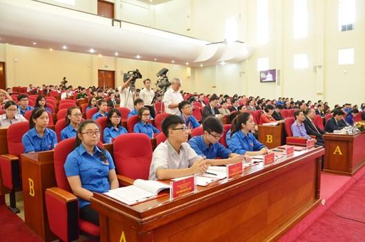 Khai mạc kỳ họp HĐND Phường 1 khóa X, nhiệm kỳ 2016 - 2021